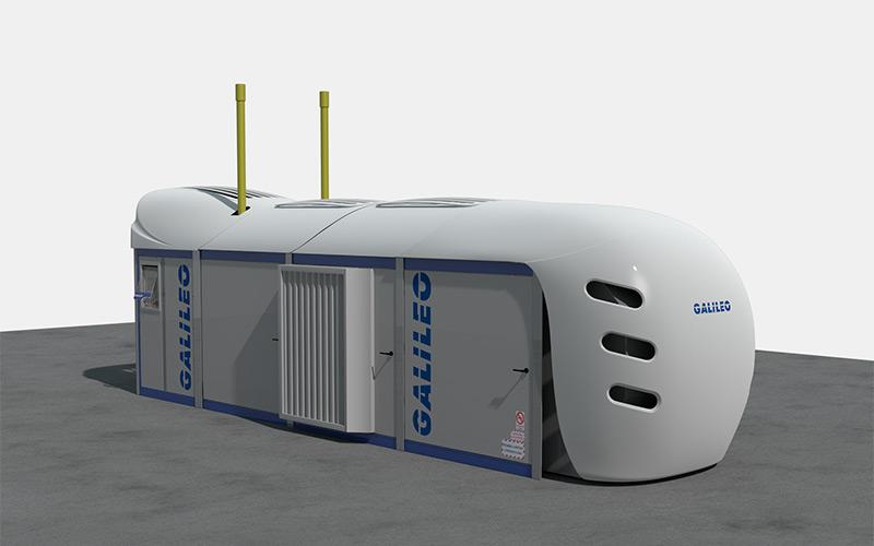 Paquete Compresor de GNC/GNV Gigabox - Galileo Technologies