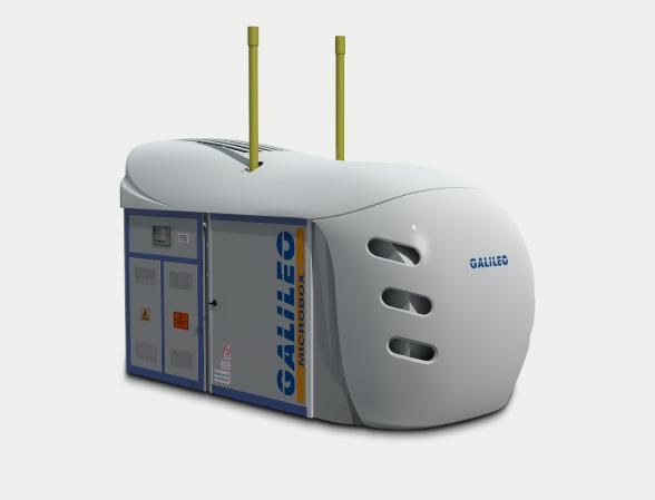 Paquete Compresor de GNC/GNV Microbox de Galileo Technologies