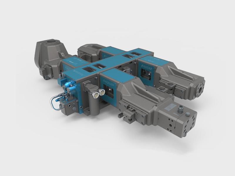 Compresor MX 400 - Tecnología de Galileo