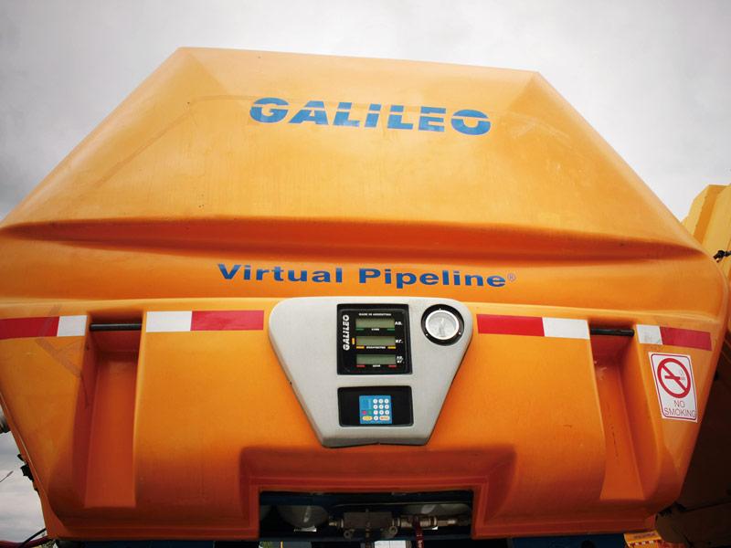 MAT-B: almacenamiento y despacho de GNC - Galileo Technologies