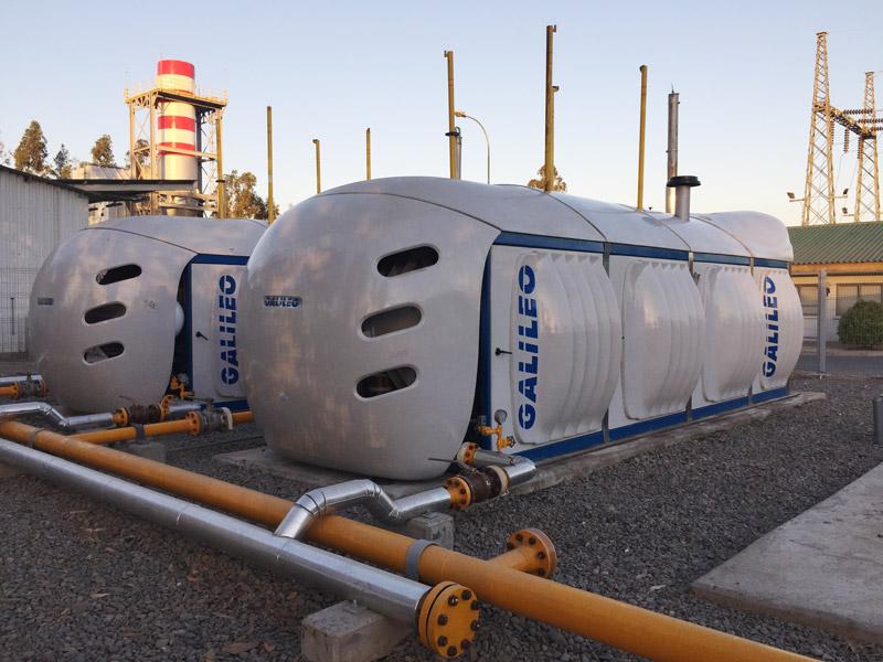El Microbox Fuel Booster brinda GNC en generación distribuida - Galileo Technologies