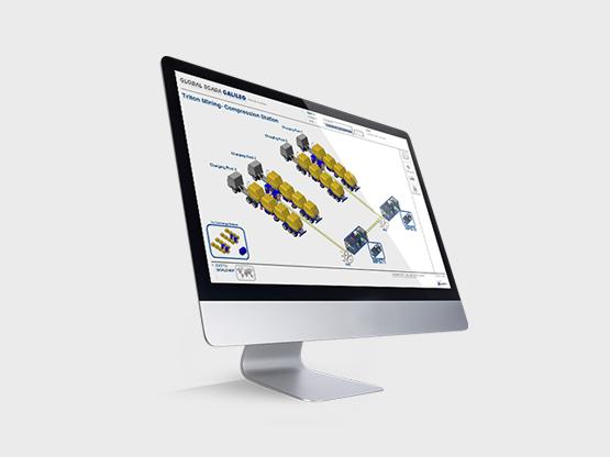 Sistema SCADA de Galileo Technologies
