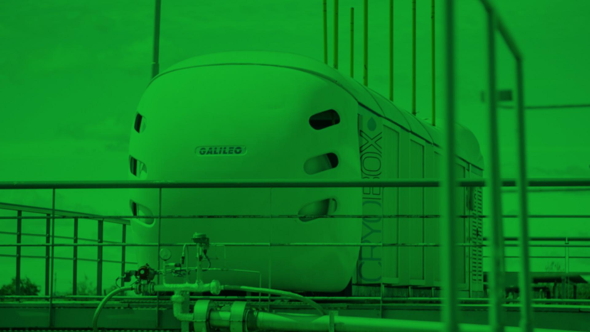Biomethane Solutions - Galileo Technologies - Bio-LNG and Bio-CNG