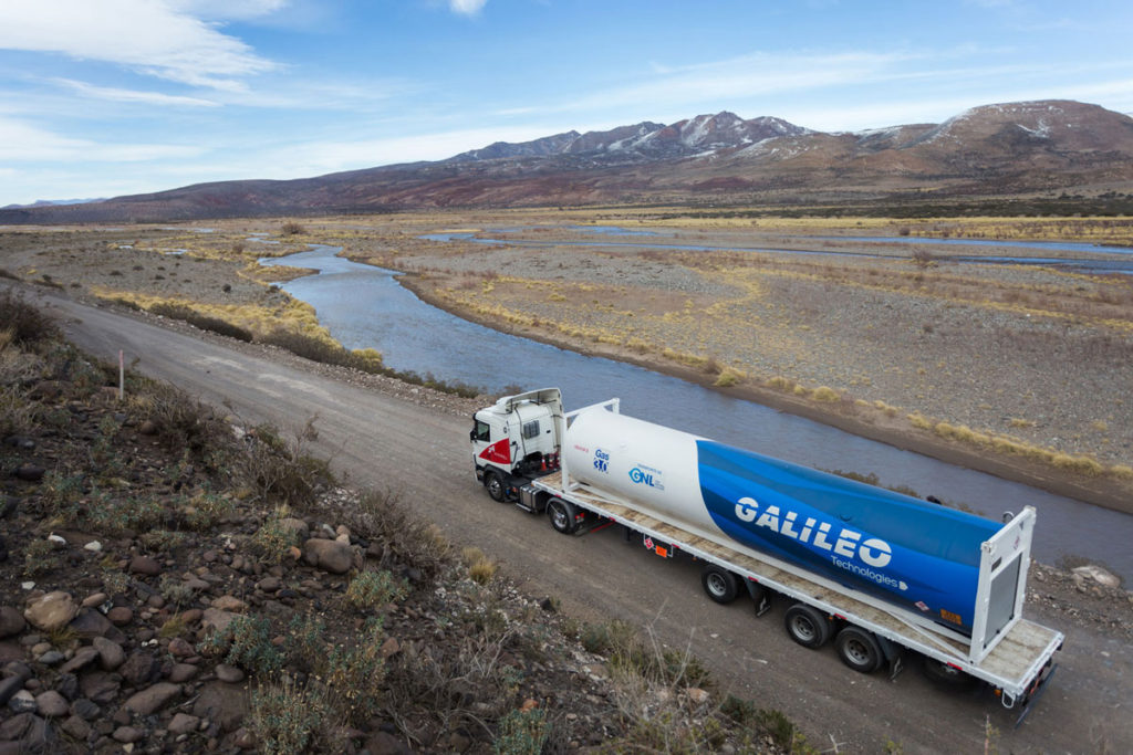 The LNG Virtual Pipeline takes stranded natural gas to new consumers.