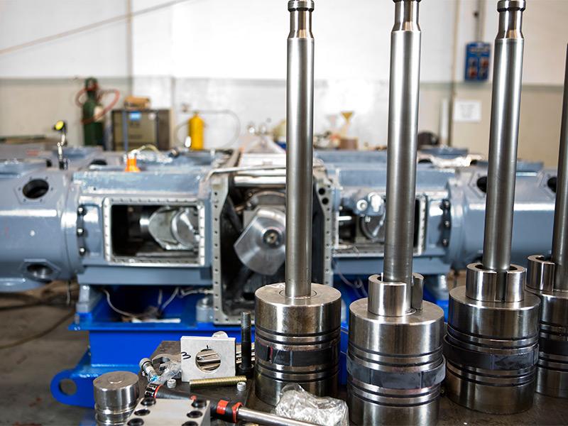 Compresores reciprocantes MX de Galileo Technologies