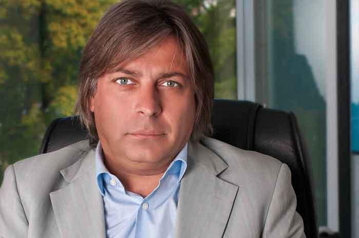 Osvaldo del Campo, Galileo Technologies CEO.