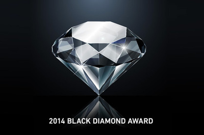 Black Diamond Award 2014