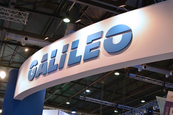 Stand de Galileo en la IX Argentina Oil & Gas Expo