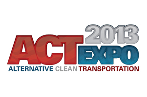 2013 Alternative Clean Transportation Expo.