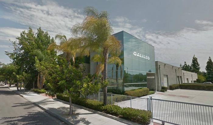 Hub mundial de peças e capacitação em Los Angeles, Califórnia, Estados Unidos.