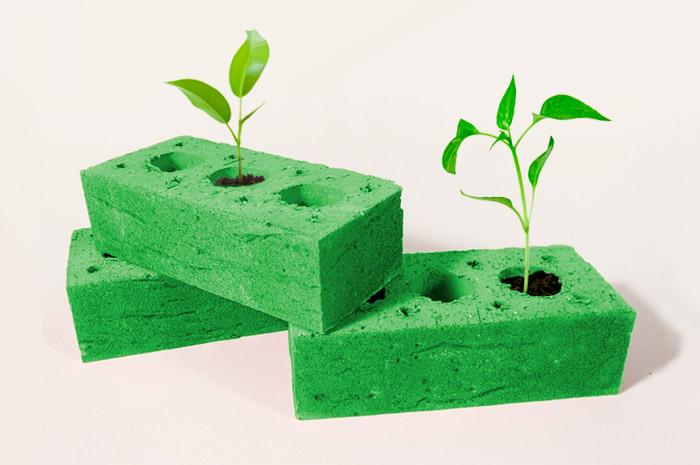 «Зеленые» кирпичи с технологиями Galileo