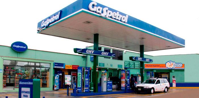 Gaspetrol suma una nueva estación equipada con un compresor de GNC Microbox.