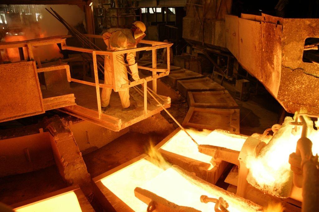 Sede de Aurubis, planta de procesamiento de concentrados de cobre en Pirdov. | Foto: cortesía de Aurubis
