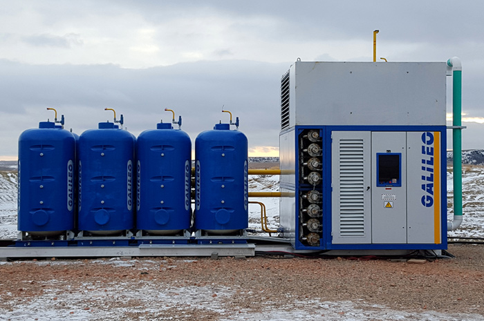 ZPTS Gas Conditioning Plant