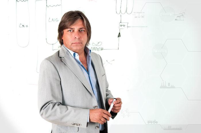 Osvaldo Del Campo - CEO Galileo Technologies