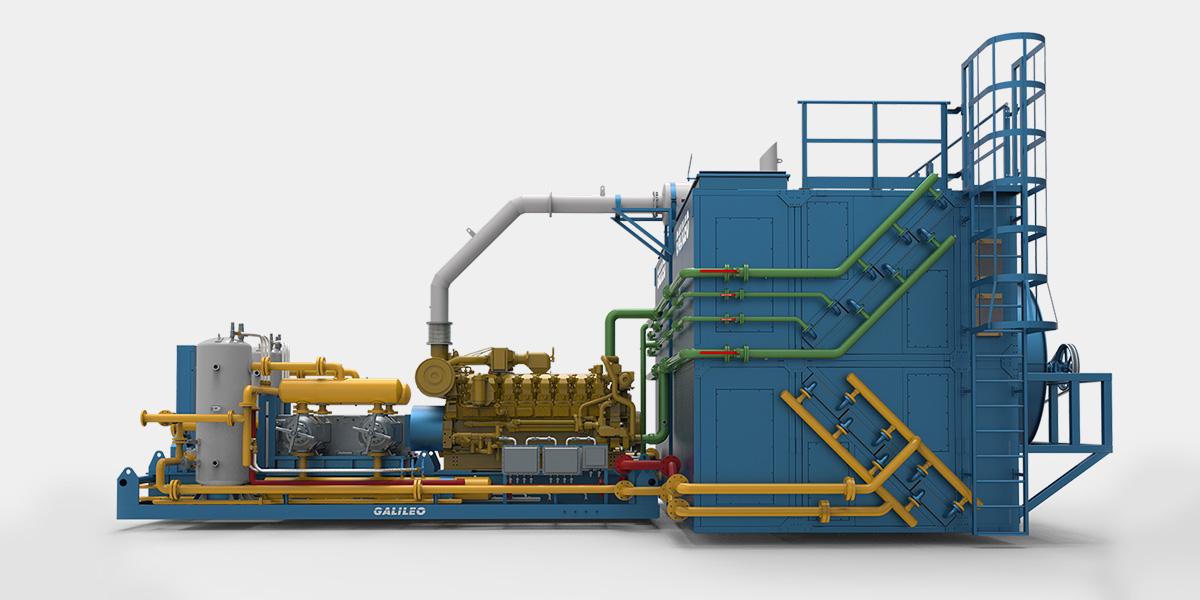 Image result for Natural Gas Compressor
